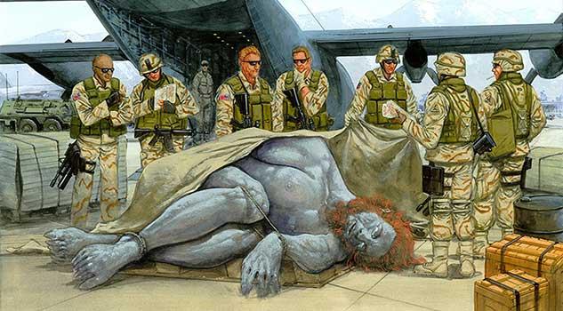 【国際】米軍兵士、アフガニスタンで4メートルの巨人を射殺 ©2ch.net YouTube動画>21本 ->画像>33枚